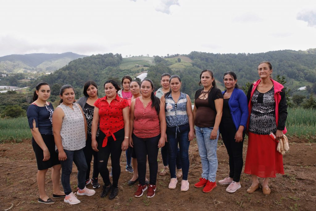 New partnership with UN Women to support women farmers in El Salvador
